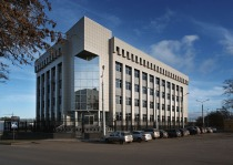 Project of administrative building in Ryazan city
