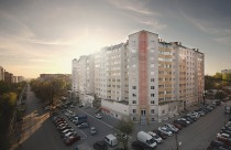 Project of 10-storey residential house with non-residential premises