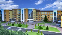 Project of complex polyclinic in Podolsk City, Moscow region